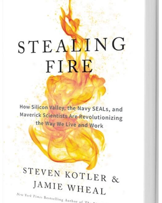 Stealing Fire – Steven Kotler & Jamie Wheal